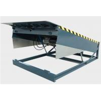 Buy cheap Hydraulic dock leveler for loading at warehouse, 25000lbs ,30000lbs,35000lbs from wholesalers