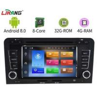 Buy cheap Touch Screen Gps Android Audi Car DVD Player With Bluetooth Playstore from wholesalers