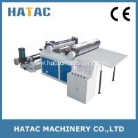 Buy cheap Economic A4 Paper Cutting Machine,Pneumatic Loading Adhesive Label Sheeting Machine,Plastic Film Cutting Machine from wholesalers