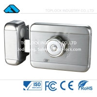Buy cheap Hotel Office Access Control System Door Lock Electric Intelligent Lock Motor with Stepper Motor Pass 5,000,000 Life Time from wholesalers