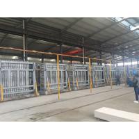 Light Weight Fiber Cement Board Making Machine , Wall Panel Making Machine