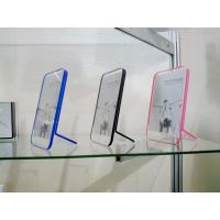 Buy cheap Transparent 2 Sided Acrylic Picture Frame For Home / Office , Screen Print product