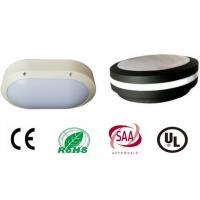 Buy cheap 10W - 40W IP65 LED Bulkhead Light Outdoor Wall Light Black White Housing from wholesalers