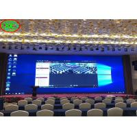 Buy cheap Fine Pitch High Definition Indoor Full Color LED Display P2.5 P3 P4 P5 P6 LED Audio Visual from wholesalers