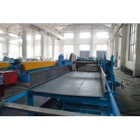 Buy cheap Speed Up To 30 meters Per Minute Cable Tray Roll Forming Machine With Servo Device product