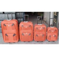 Buy cheap Four Colors Eva 8 Wheel Suitcase For Travelling With Silver Normal Combination Lock from wholesalers