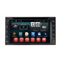 Buy cheap 6.2inch Universal Double Din Android Car Navigation System TPMS WIFI 3G OBD BT TV iPod from wholesalers