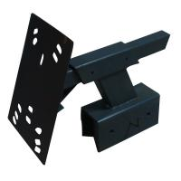 Buy cheap OEM Grinding Black Coated Welding Steel Part Support Base Custom Welding Fabrication from wholesalers