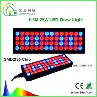Buy cheap Reflector 25w Led Weed Growing Lights , Square Red Led Plant Grow Lights  product