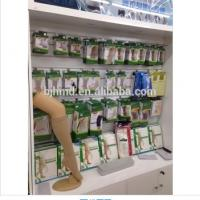 China Unisex Knee-High Medical Compression Stockings Varicose Veins Open Toe on sale