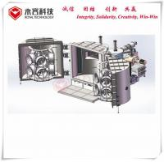 Buy cheap Black Chrome Magnetron Sputtering Equipment , Car Wheel Hard Chrome Plating Machine from wholesalers