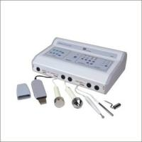 Buy cheap Multifunctional Supersonic Galvanic Skin Treatment Machine / Skin Scrubber from wholesalers
