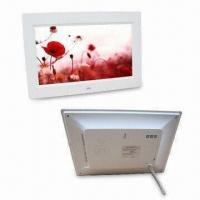 Buy cheap 10.2-inch Digital Photo Frame, Supports MS/SD/MMC Card, with Built-in Speaker from wholesalers