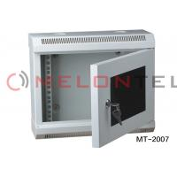 Buy cheap Home Network Multimedia Distribution Box 10 Inch 4U 6U , Grey Black Color from wholesalers