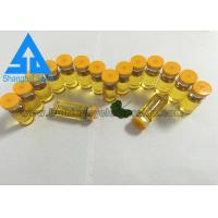 Buy cheap Yellow Liquid Oil Based Testosterone  Boldenone Undecylenate 300 Mg/Ml product
