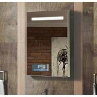 Buy cheap Hotel bathroom glass mirror wall backlit mirror with light mirror TV bluetooth from wholesalers