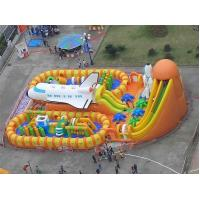 Buy cheap Customized Outdoor Inflatable Water Sports For Children Playground from wholesalers