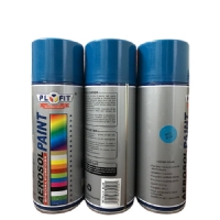 Buy cheap ISO9001 EN71 10min Dry 400ml Chrome Aerosol Paint from wholesalers