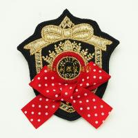 Buy cheap Decorative Clothing Embroidered Patches Embroidered Badges No Minimum from wholesalers