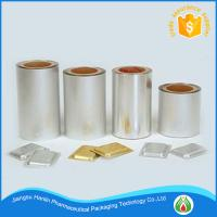 Buy cheap rolled tropical blister aluminium foil pharmaceutical packaging from wholesalers