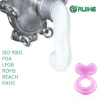 Buy cheap Baby Food Feeder Food Grade Liquid Silicone Rubber Food Grade High Temp silicone FDA from wholesalers