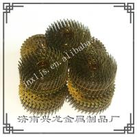 Buy cheap ring shank nails coils from wholesalers