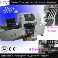 Buy cheap SMT MachineAutomatic SMT LED Pick and Place Machine With Four Head from wholesalers