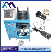 China Air Spring Hydraulic Hose Crimping Machine Hose Crimper For Air Strut Air Suspension on sale