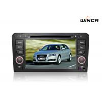 Buy cheap Capactive Screen Audi Touch Screen Navigation 2002 - 2008 Audi A4 Head Unit from wholesalers