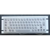 Buy cheap ( S-PC-2R) Metal keyboard/ Kiosk Keyboard/ Kiosk Terminal keyboard/ Steel Keyboard/ Keyboard/ Stainless Steel Keyboard/ Keyboard from wholesalers