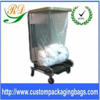 Buy cheap PVA Cold Hot Water Soluble Biodegradable Plastic Shopping Bags For Hospital from wholesalers