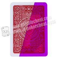 Buy cheap XF Italy Modiano texas hold em marked cards|invisible ink|poker cheat|contact lenses|perspective glasses|magic trick from wholesalers