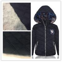 Buy cheap 300T Wind Proof Cotton Nylon Fabric Smooth Surface For Cotton - Padded Jacket from wholesalers