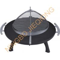 China TKD8044 Round-table Steel Charcoal Brazier & Patio heater on sale