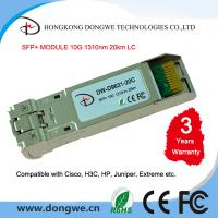 SFP-10G-LR Cisco 10GBASE-LR SFP+ transceiver module Fiber Optic Equipment