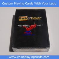 Buy cheap custom kem plastic playing cards from wholesalers