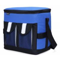Buy cheap Aluminum Foil Insulated Food Delivery Bags Waterproof Polyester Portable For Lunch from wholesalers