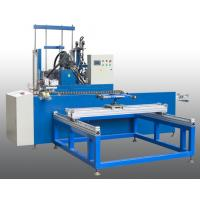 Buy cheap Horizontal Insulating Glass Auto Sealing Machine Robot , Automatic Sealant Sealing Line from wholesalers