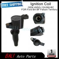 Buy cheap FORD FOCUS Ignition Coil 4M5G-12A366-BA 3L3E-12A366-AC 1314271 1322402 from wholesalers