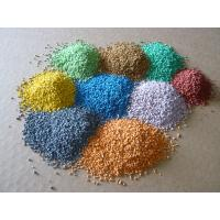 Buy cheap Color EPDM rubber granule from wholesalers