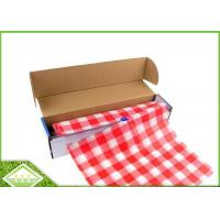 Buy cheap Spunbond Printed Non Woven Tablecloth For Dining Table Mothproof 35gsm-100gsm product