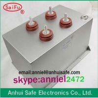 China oil type dc capacitor 10000uf for industry inverter on sale