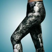 Buy cheap Sexy Slim Womens Yoga Wear Long Spendex Yoga Pants for Tall Womens from wholesalers