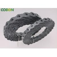 Buy cheap High Performance Perforated Punched Steel Strapping , Pipe Hanging Strap from wholesalers
