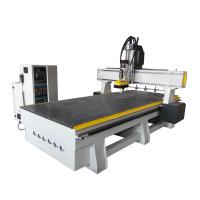 Buy cheap Changing 4 Pcs Tools Linear ATC CNC Router with SYNTEC System from wholesalers