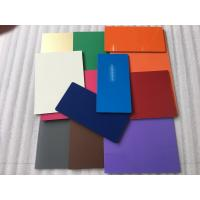 Buy cheap High Strength Aluminium Wall Cladding Material With Weather And Fire Resistance product