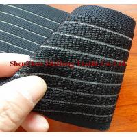 Buy cheap Elastic stretch mesh un-brushed (un-napped) loop product