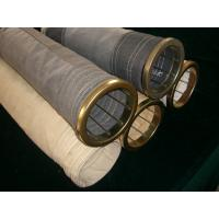 Buy cheap Dust collection glassfiber filter bag from wholesalers