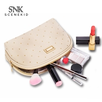 Buy cheap Korea Shell Shape Small Travel Polyester Cosmetic Bag from wholesalers