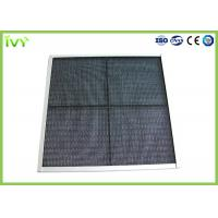 Buy cheap Aluminum Frame Washable Air Filter , Nylon Net Filter 200Pa Final Pressure Drop from wholesalers
